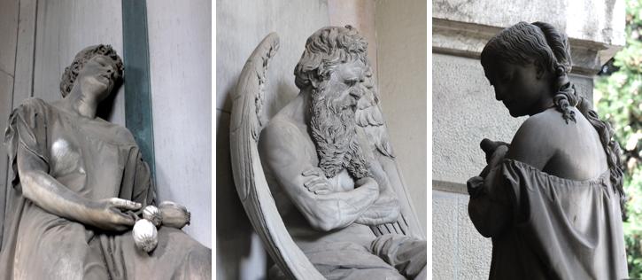 5-Staglieno statues